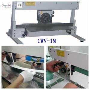 China Manual V Grooving Pcb Separator Machine Cutting 460mm Length Pcb on sale