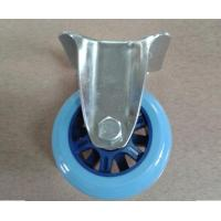 China PU Caster Wheel For Trolley on sale