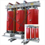 Best 22kV - 3500kVA Dry Type Transformer Cast Resin Fireproof Dry Type Power Distribution wholesale