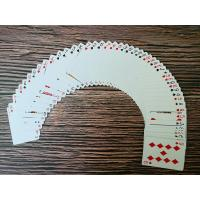 Best Durable Casino Playing Cards Custom Printing Poker Size Paper And Pvc Material wholesale