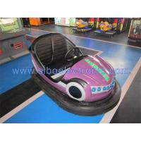 Best Electric Scooter Stainless Steel Car Bumper , Bumper Car Motor Kids wholesale
