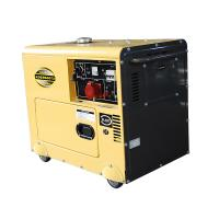 Buy cheap Professional Portable Silent Diesel Generator For Residential Backup from wholesalers