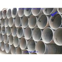 China Spiral welded steel pipe on sale