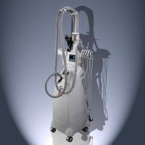 China Single Multi-Polar Laser Lipo Machine , RF 4 In 1 Cellulite Removal Slimming Equipment on sale