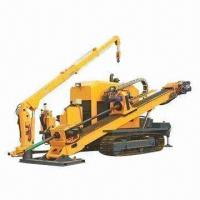 Best Horizontal Directional Drilling Machine with 15,000Nm Rated Torque and 2kph Walking Speed wholesale