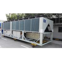 Best 400 Tons Dual - Screw Air Cool Chiller Semi Hermelic Chiller Air Cooled wholesale