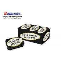 Best Sugar Free Liquorice Compressed Dextrose Candy In Press Tablet Energy Supply wholesale