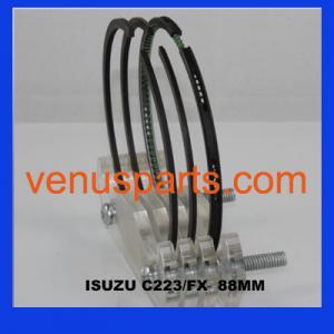 Best isuzu diesel engine c223 piston ring 5-12121-017-0,8-94100-355-0 wholesale