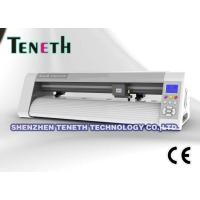 Buy cheap Work Offline Sticker Cut Plotter Machine with Wifi and Contour Cut Function from wholesalers