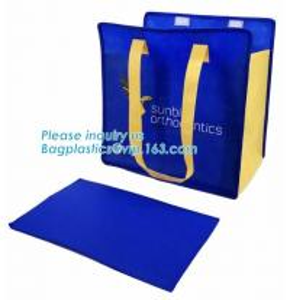 China Heat seal reusable bag/ customized new design eco-friendly non woven bag/ pink nonwoven shopping bag, bagplastics, bagea on sale