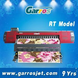 Best Hot Sale!!T-shirt Printing Machine Polyester Fabric Sublimation Printer Garros RT1801 wholesale