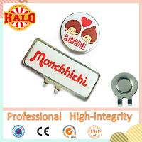 Buy cheap Golf Ball Magnetic Marker with Printing Your Own Logo from wholesalers