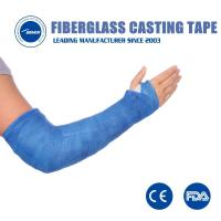 Best Manufacturer supply polyester fabric water activated Soft Casting Tape Orthopedic fracture bandage wholesale