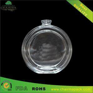 Best 60ml Flat Round Perfume Bottles wholesale