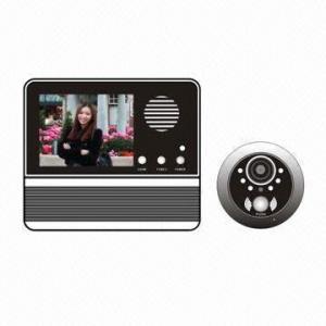 China 2.8-inch Digital Door Viewer with CMOS Sensor on sale