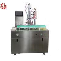 Best Under Cap Aerosol Spray Filling Machine For Air Conditioner Refrigerant wholesale