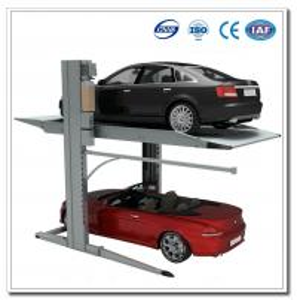 China Car Parking Lifts 2 Level Parking Lift Car Parking System Car Platforms on sale