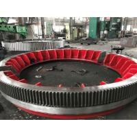 China Big Steel Gear wheel made in China, Chinese big spur gear ring, ring gear manufacturer on sale