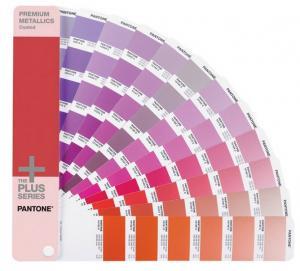 Best 2015 Edition PANTONE Metallics Color Card - 10 wholesale