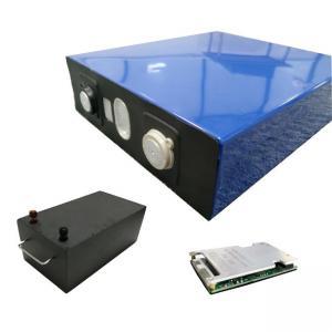 Prismatic Lithium Iron Phosphate Battery Cells 3.2V 160Ah Wind Solar Controller Inverter