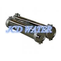 Best Water Filtration RO Membrane Housing For Chemical Industry , PV-MH8-S-8040 wholesale