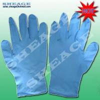 Best Nitrile Gloves, Disposable Gloves, Synthetic Nitrile Gloves, Medical Nitrile Gloves, SFD-B205 wholesale