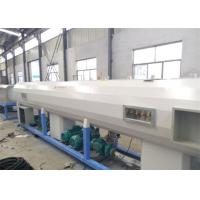 Best LDPE HDPE Plastic Pipe Extrusion Line , Water PE Pipe Extrusion Machine CE ISO9001 wholesale