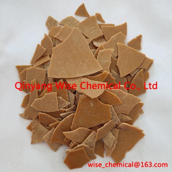 Cheap UN NO 2949 yellow NaHS flakes sodium hydrosulphide flakes 70% for hides dehair for sale