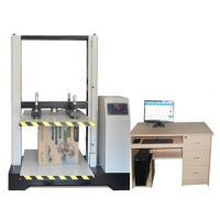 Best Stroke Protection Paper Testing Instruments / Corrugated Carton Resist Compression Tester wholesale
