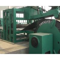 Best 8 - 25mm High Speed Full Automatic Cut To Length Line Sheet Metal Shearing Machine wholesale