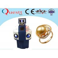 Best Jewelry Repair Laser Welding Machines 0.1 - 2 Mm Pulse Width 110 J For Aviation wholesale