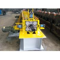 Best Rain Gutter Downspout Roll Forming Machine Seperate Bender For Color Steel wholesale