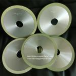 Best 1A1 vitrified bond diamond grinidng wheel for tungsten carbide wholesale
