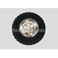 Best Wheel Design High Intensity Led Flashlight ABS PC Silica With Powerful Magnet wholesale