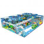 Best Logo Printed Kids Playground Equipment For Amusement Park , Kindergarten , Preschool wholesale