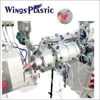 China PPR Pipe Extrusion Line / Manufacturing Machine / Extruding Plant on sale