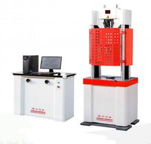 Best Electro-hydraulic Power Universal Testing Machine , Hydraulic Tensile Testing Machine wholesale