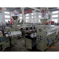 Best 20-110mm High Efficiency PPR Pipe Extruder / Hot Water Pipe Machine wholesale