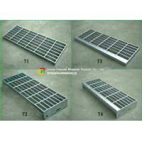 Best 30 X 3 Steel Stair Treads Grating Material Saving Easy Lifting Good Ventilation wholesale