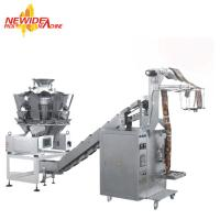Best Automatic Puffed Food Weighing Filling Pouch Packaging Machine Multifunction wholesale
