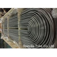 ASME SA213 U Bend Pipe for Heat Exchanger , TP304 Seamless Stainless Steel Tubing