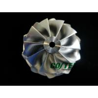 Best Turbo Billet Compressor Wheel Garrett GTX3582R Gen II 10+0 Point Milling wholesale