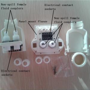 "Best 3/8"" Plastic Hybrid Connectors integrate For Beauty Equipment wholesale"