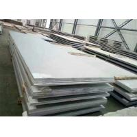 Durable 2205 Duplex Stainless Steel Plate , Standard Astm Stainless Steel Plate