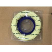 Manual Installation Toilet Fittings , Toilet Bowl Rubber Gasket High Water Swell Resistance