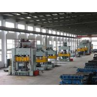 High Speed 400T Deep Drawing Double Action Hydraulic Press Machine Multi Purpose