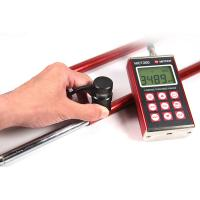 Best Portable cars painting Digital Coating Thickness Gauge 4 LCD With EL Backlight wholesale