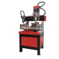 Best Small 300*300mm 4 Axis CNC Engraving Cutting Machine wholesale