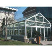 Best 3mm frame profile thickness silvery, gray glass sun rooms for business meetings wholesale