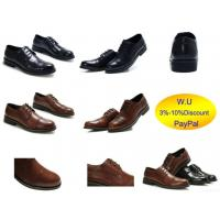China Latest Style Mens Leather Dress Shoes on sale